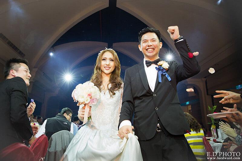 [婚攝] Howard&Shermie 婚禮紀錄|台中雅園新潮時尚廳
