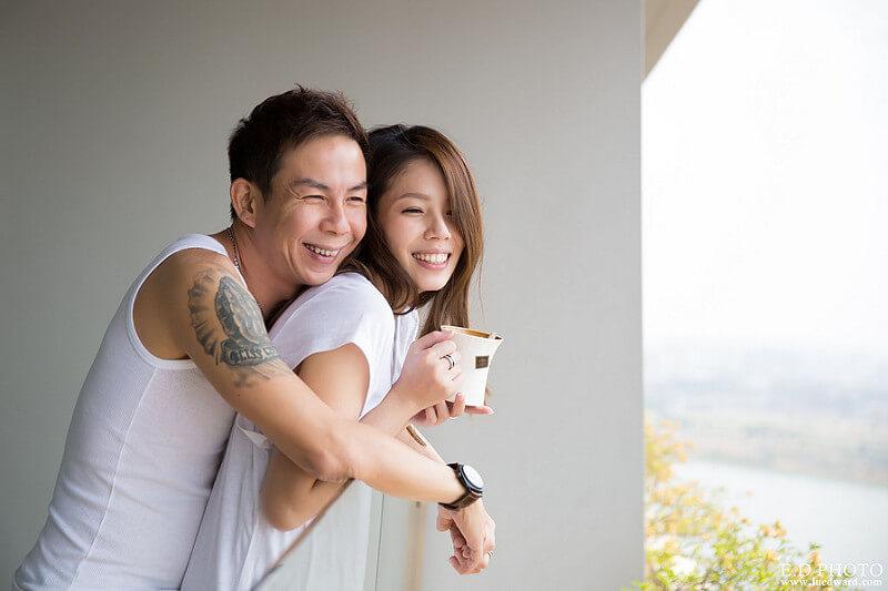 [海外婚紗] Jason&Chloe 自助婚紗|新加坡(Singapore)