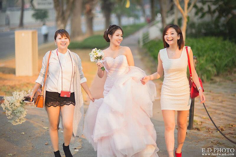 [新加坡海外婚禮] Jason&Chloe 婚禮紀錄|Singapore