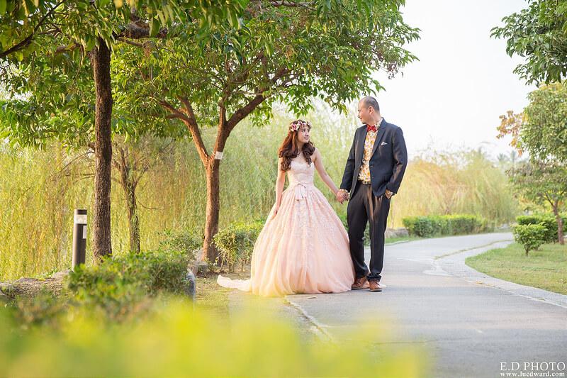 [婚攝] 駿業&宛凌 婚禮紀錄|岡山海中鮮