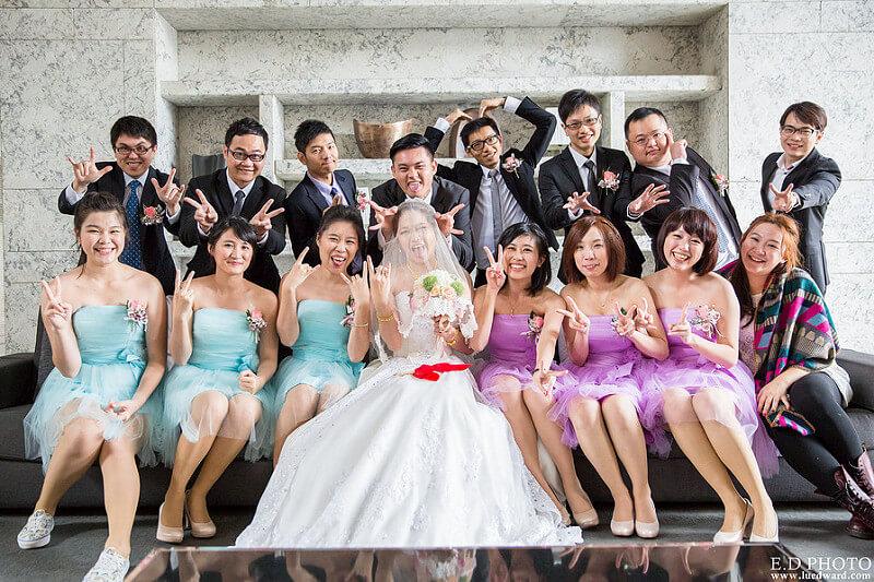 [婚攝] 毓炤&之傑 婚禮紀錄|台中中橋婚宴會館