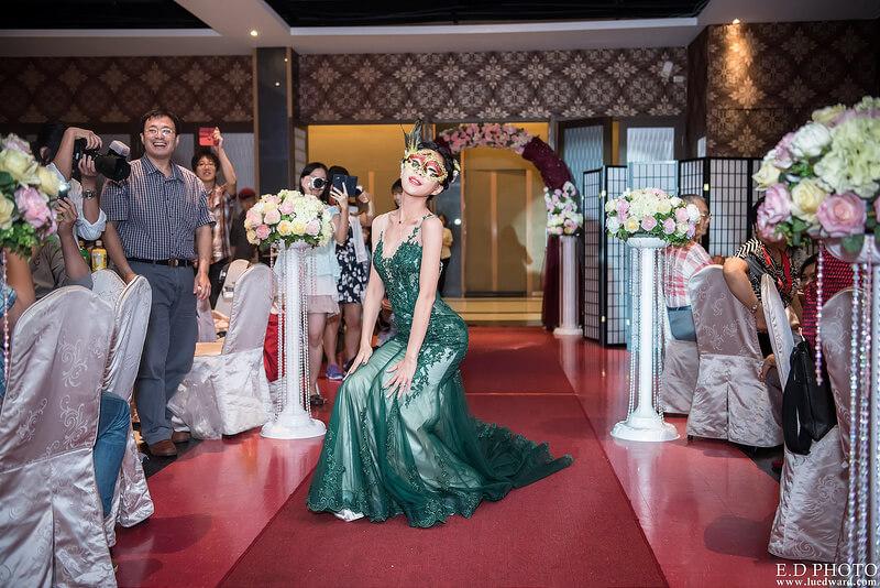 [婚攝] 安智&慧英 婚禮紀錄|台南大象寬廷