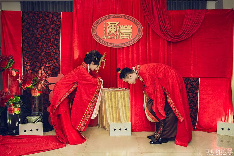 [高雄婚攝] 裕善&梵芳 婚禮紀錄|寒軒陽明店