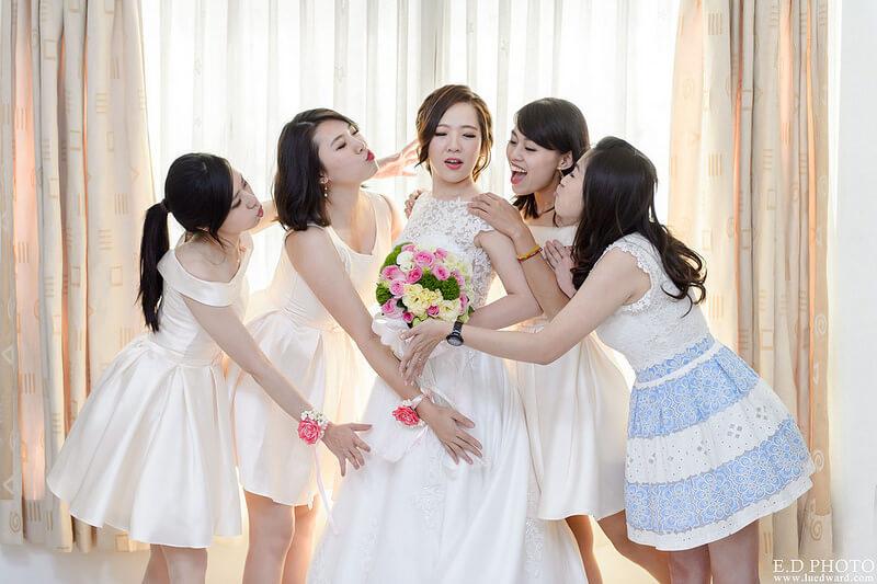 [高雄婚攝] Jason & Mimi 婚禮紀錄|夢時代雅悅會館