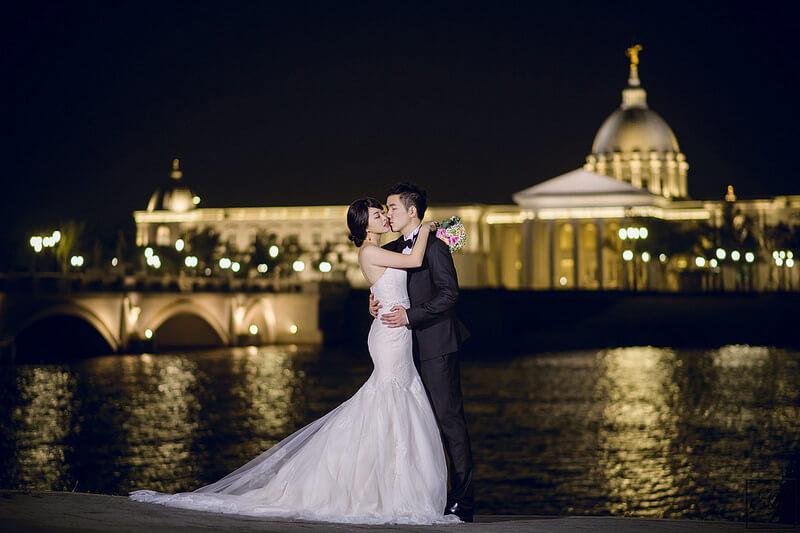 七股鹽山,奇美博物館,自助婚紗,高雄婚攝,高雄婚攝推薦