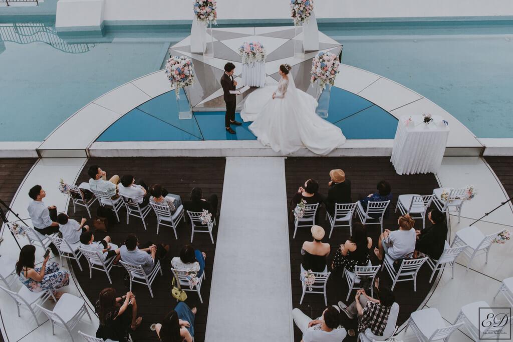 婚禮紀錄,戶外證婚,新秘貝兒傅,晶宴海洋莊園,誠品行旅in between,高雄婚攝