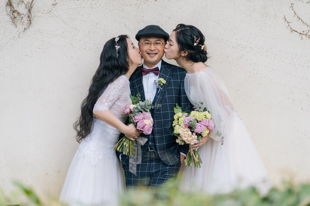 新秘貝兒傅,自助婚紗,高雄婚攝,高雄宏南社區